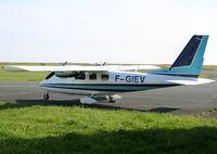F-GIEV @ LFBH - Parked near the Airclub... - by Shunn311