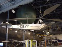 G-EBYY @ LFPB - on display at Le Bourget Muséum - by juju777