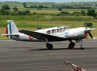 F-AZVV @ LFBG - Used during Airshow @ CNG - by Shunn311