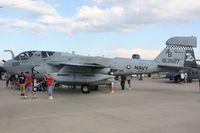 163527 @ OSH - EAA AirVenture 2008, Grumman EA-6B ICAP II Block 86 Prowler - by Timothy Aanerud