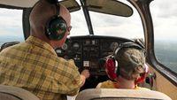 C-FGBN - A futur pilot??? - by Daniel Villeneuve