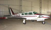 G-OAJS @ EGCJ - Resident aircraft at Sherburn - seen during 2008 LAA Regional Fly in