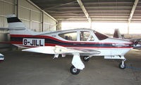 G-JILL @ EGCJ - Resident aircraft at Sherburn - seen during 2008 LAA Regional Fly in