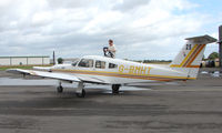 G-BMHT @ EGCJ - Resident aircraft at Sherburn - seen during 2008 LAA Regional Fly in