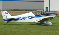 G-DISO @ EGCJ - Visitor to the 2008 LAA Regional Fly-in at Sherburn