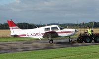 G-LORC @ EGCJ - Resident aircraft at Sherburn - seen during 2008 LAA Regional Fly in