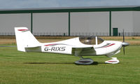 G-RIXS @ EGCJ - Visitor to the 2008 LAA Regional Fly-in at Sherburn