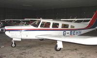 G-BEHH @ EGCJ - Resident aircraft at Sherburn - seen during 2008 LAA Regional Fly in