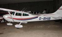 G-BHIB @ EGCJ - Resident aircraft at Sherburn - seen during 2008 LAA Regional Fly in