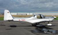 G-TAYI @ EGCJ - Resident aircraft at Sherburn - seen during 2008 LAA Regional Fly in