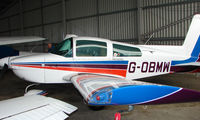G-OBMW @ EGCJ - Resident aircraft at Sherburn - seen during 2008 LAA Regional Fly in