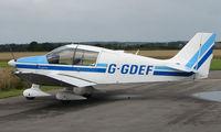 G-GDEF @ EGCJ - Resident aircraft at Sherburn - seen during 2008 LAA Regional Fly in