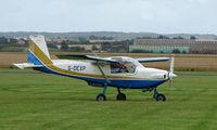 G-DEXP @ EGCJ - Visitor to the 2008 LAA Regional Fly-in at Sherburn