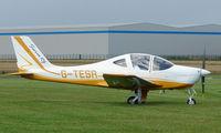 G-TESR @ EGCJ - Visitor to the 2008 LAA Regional Fly-in at Sherburn