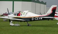 G-CEVM @ EGCJ - Visitor to the 2008 LAA Regional Fly-in at Sherburn