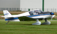G-BACL @ EGCJ - Visitor to the 2008 LAA Regional Fly-in at Sherburn