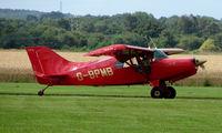 G-BPMB @ EGCJ - Visitor to the 2008 LAA Regional Fly-in at Sherburn