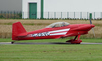 G-CEVC @ EGCJ - Visitor to the 2008 LAA Regional Fly-in at Sherburn