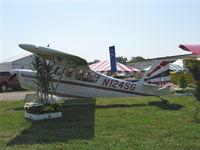 N124SG @ OSH - 2008 American Champion Aircraft 8KCAB SUPER DECATHLON, Lycoming AEIO-360-H1B 180 Hp - by Doug Robertson