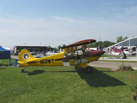 N13WY @ OSH - 2008 Aviat A-1C HUSKY, Lycoming O-360-A1P 180 Hp - by Doug Robertson