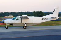 N1243D @ KPDK - @ PDK - by Joe Marco