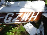 C-GZWH - found in bush - by Byron