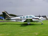 N125AV @ EGBM - This aircraft was allegedly impounded at RAF Shawbury (EGOS),for drug-running - by chrishall