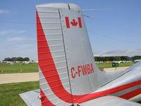 C-FWBA @ KOSH - EAA AirVenture 2008. - by Mitch Sando