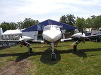 N340HC @ KOSH - EAA AirVenture 2008. - by Mitch Sando