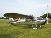 N4252V @ KOSH - Cessna 170 - by Mark Pasqualino