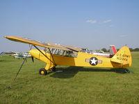 N1334A @ KOSH - EAA AirVenture 2008. - by Mitch Sando