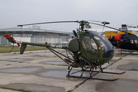 OM-ARS @ LZIB - Bell 47