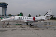 OK-VSZ @ LZIB - ABA Air Cessna 550