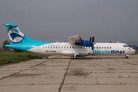 OM-VRA @ LZIB - Daube Wings ATR72
