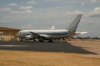 N767MW @ DAL - Private Charter Aircraft at Dallas Love Field