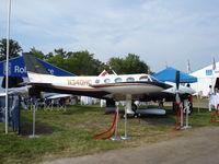 N340HC @ KOSH - Cessna 340A - by Mark Pasqualino
