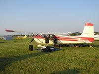 N6147B @ KOSH - EAA AirVenture 2008. - by Mitch Sando