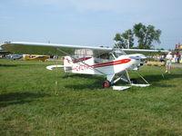 C-FCTT @ KOSH - Piper PA-18-150 - by Mark Pasqualino