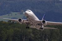 N76151 @ ZRH - Boeing 767-224 - by Juergen Postl