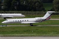 CS-DKH @ ZRH - NetJets Europe Gulfstream G550 - by Juergen Postl