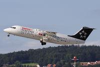 HB-IYV @ ZRH - Avro 146-RJ100