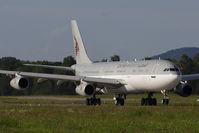 A7-HHK @ ZRH - Airbus A340-211