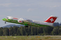HB-IYS @ ZRH - Avro 146-RJ100