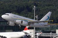 HB-IPP @ ZRH - Airbus A318-112