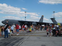 60-0023 @ KOFF - B-52 AT OFFUTT AIRSHOW 2008 - by Gary Schenaman