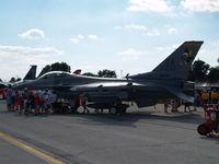 87-0230 @ KOFF - F-16 FIGHTING FALCON FROM IOWA, AT OFFUTT AFB - by Gary Schenaman