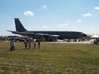 59-1463 @ KOFF - KC-135 STRATOTANKER - by Gary Schenaman