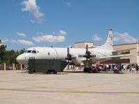 163294 @ KOFF - P-3C ON TARMAC AT OFFUTT AFB 2008 - by Gary Schenaman
