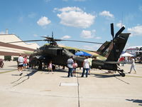 89-0249 @ KOFF - HELICOPTER AT OFFUTT AFB TARMAC - by Gary Schenaman