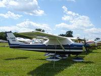 C-FWHS @ KOSH - Cessna 150 - by Mark Pasqualino